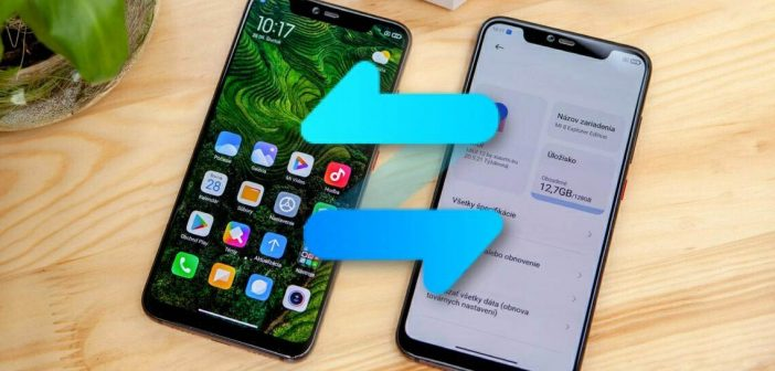 La app Mi Mover de Xiaomi se actualiza facilitando aún más el cambiar de smartphone. Noticias Xiaomi Adictos