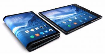 La última idea de Xiaomi es un smartphone plegable con cámara retráctil. Noticias Xiaomi Adictos
