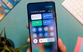 La última Beta de MIUI 12 mejora las animaciones del Centro de Control y la interfaz del Limpiador. Noticias Xiaomi Adictos