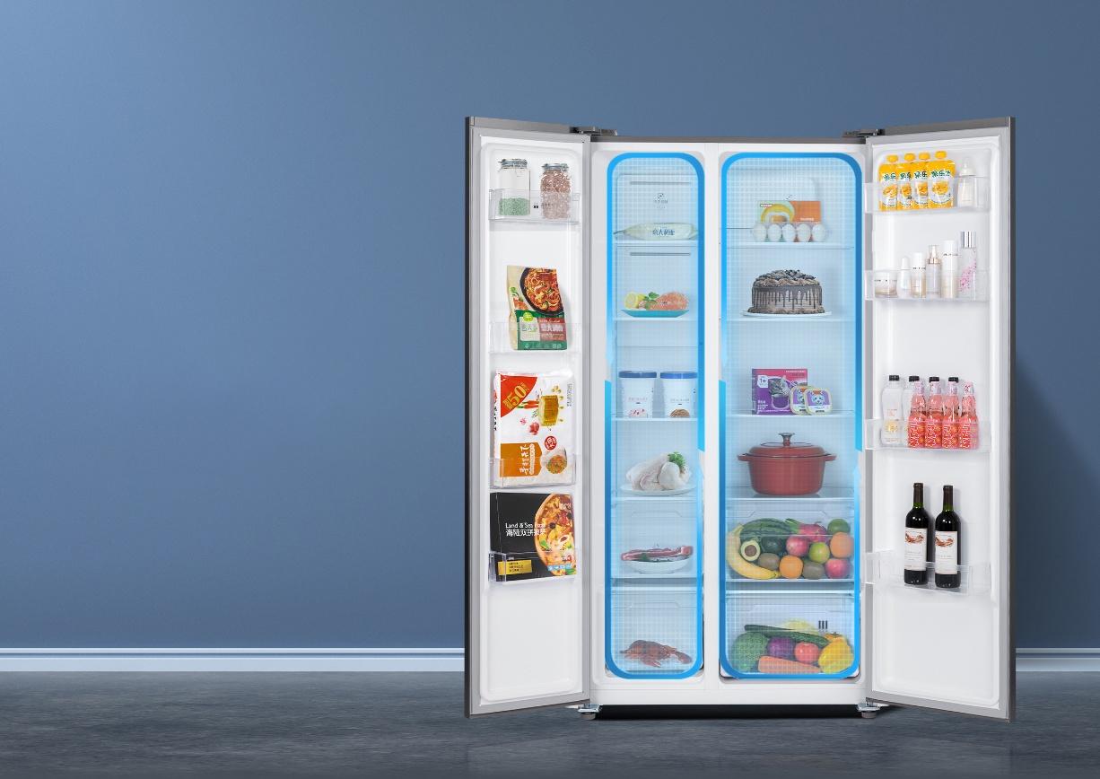 Xiaomi lanza un nuevo frigorífico de alta capacidad en formato side by side. Noticias Xiaomi Adictos