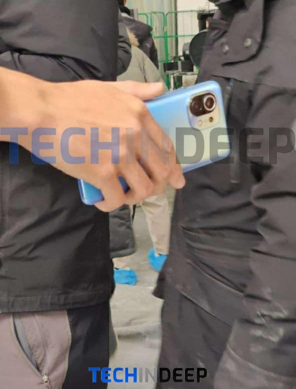Este sería el Xiaomi Mi 11 según sus últimas fotos filtradas. Noticias Xiaomi Adictos