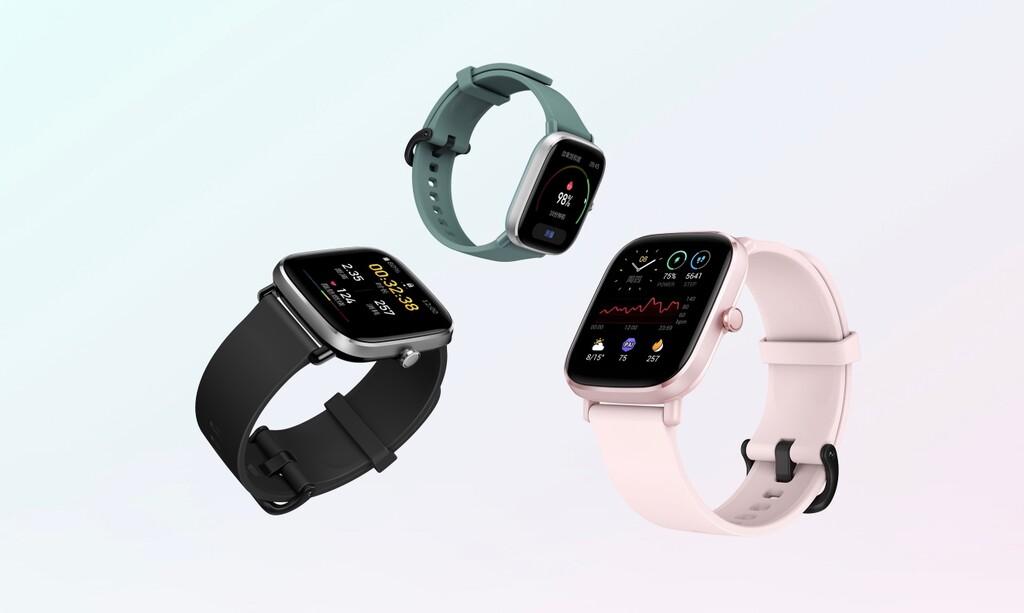 comprar Amazfit GTS 2 mini Global: un nuevo reloj de diseño reducido y 14 días de autonomía. Noticias Xiaomi Adictos