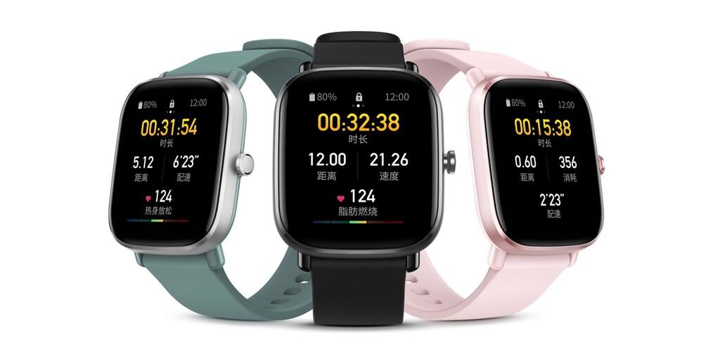 Amazfit GTS 2 mini: un nuevo reloj de diseño reducido y 14 días de autonomía. Noticias Xiaomi Adictos
