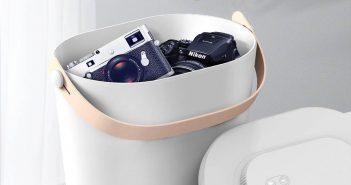 Xiaomi pone a la venta el cubo ideal para preservar alimentos y aparatos electrónicos. Noticias Xiaomi Adictos