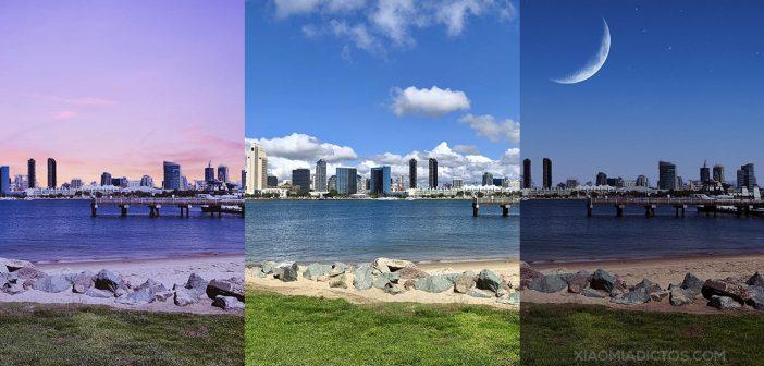 Así puedes modificar el cielo de una fotografía con el editor de Xiaomi. Noticias Xiaomi Adictos
