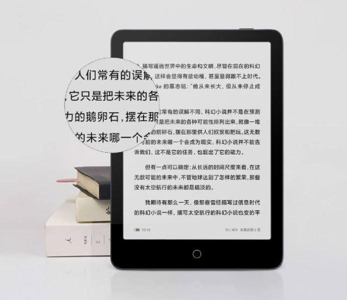Xiaomi lanza su nuevo y avanzado lector de libros electrónicos con retroiluminación. Noticias Xiaomi Adictos