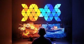 Xiaomi pone a la venta un panel de luz modular que se adapta al ritmo del sonido. Noticias Xiaomi Adictos