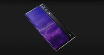 Xiaomi Mi Alpha R, la última patente de Xiaomi que te sorprenderá con su diseño enrollable. Noticias Xiaomi Adictos