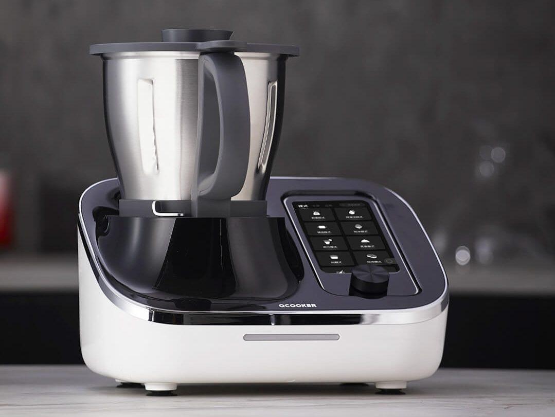 Xiaomi pone a la venta un nuevo robot de cocina con hasta 21 herramientas diferentes y pantalla táctil. Noticias Xiaomi Adictos