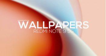 Ya puedes descargar los wallpapers oficiales de los Redmi Note 9 5G. Noticias Xiaomi Adictos
