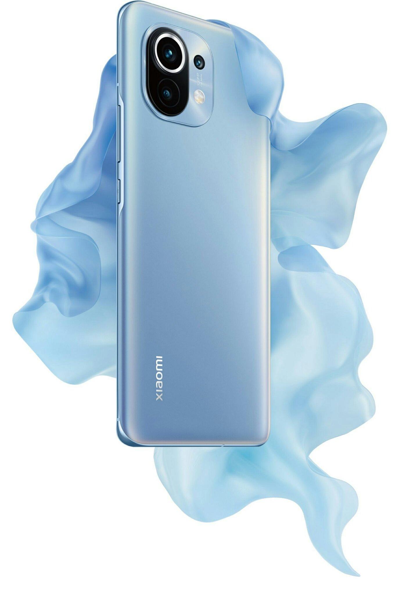 Así es el Xiaomi Mi 11: su diseño y características al descubierto. Noticias Xiaomi Adictos