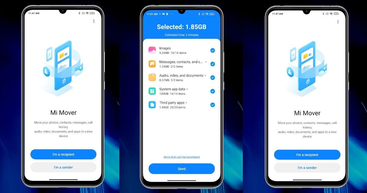 Mi Mover, una aplicación imprescindible si te has comprado un Xiaomi. Noticias Xiaomi Adictos