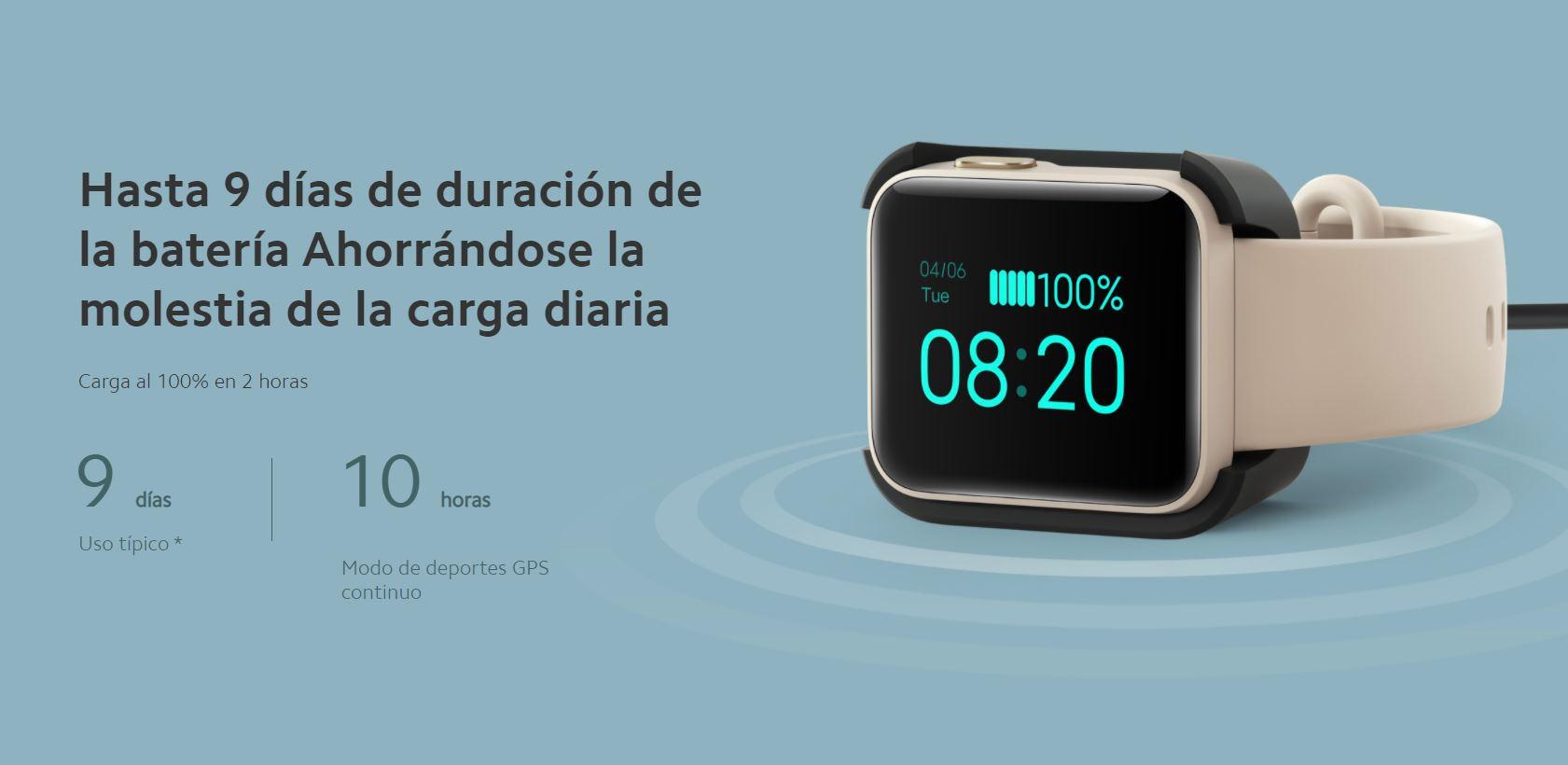 Nuevo Xiaomi Mi Watch Lite: el reloj inteligente más barato de Xiaomi ya está aquí global. Noticias Xiaomi Adictos