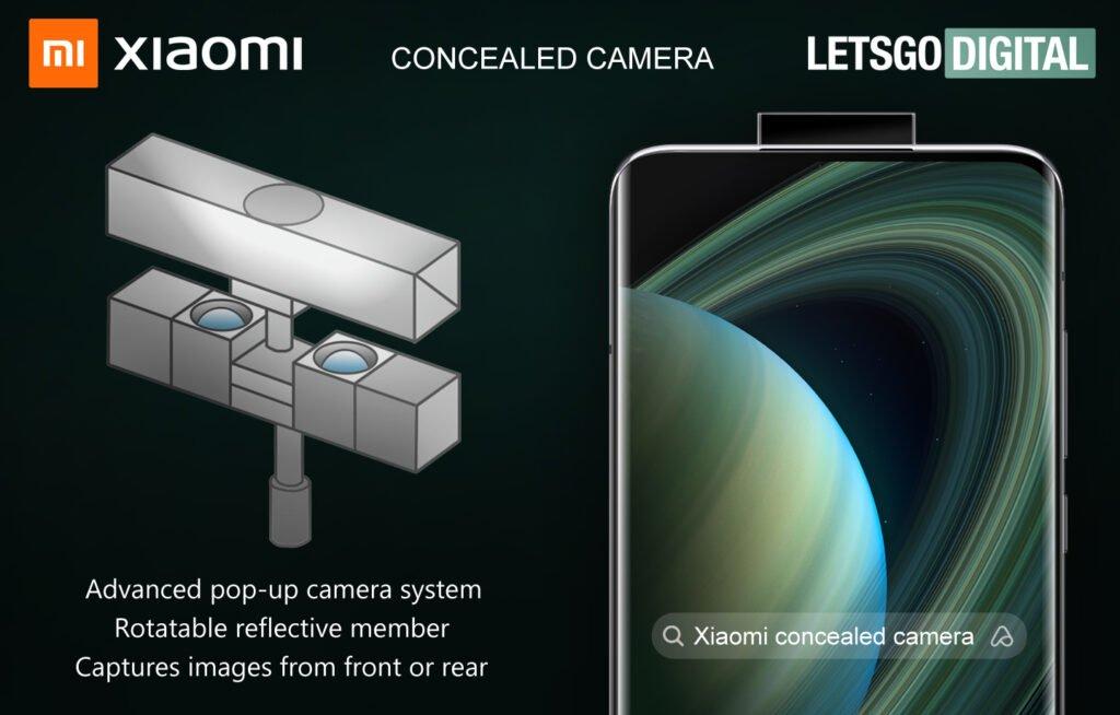 La última idea de Xiaomi es un smartphone con una cámara sin sentido. Noticias Xiaomi Adictos