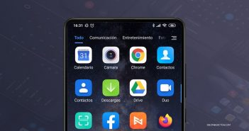 Ocultar icono de aplicaciones Xiaomi en POCO Launcher. Noticias Xiaomi Adictos