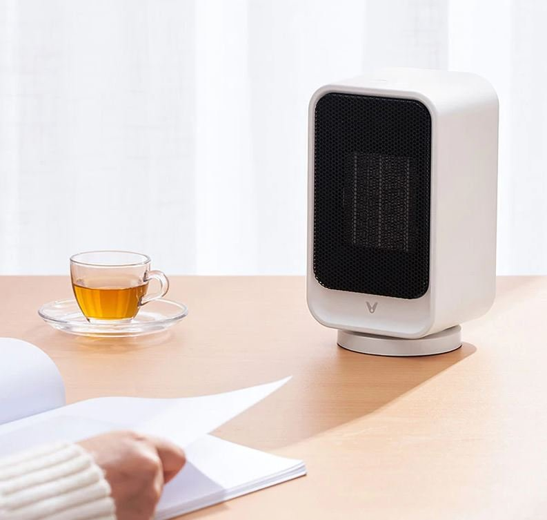 This small heater that Xiaomi sells is ideal for your desk or work table