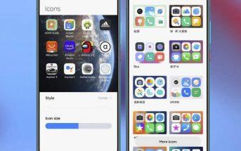 MIUI permitirá cambiar el diseño de los iconos de una manera más sencilla que antes. Noticias Xiaomi Adictos
