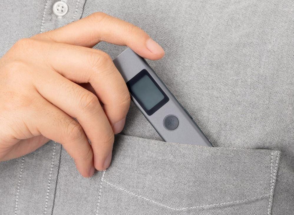 comprar medidor láser barato Xiaomi Duka vendido en Youpin para distancias. Noticias Xiaomi Adictos