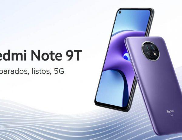 Así puedes conseguir el nuevo Redmi Note 9T 5G por solo 166 euros