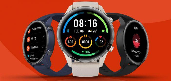 Ya puedes comprar el Xiaomi Mi Watch Global desde solo 99 euros en Amazon. Noticias Xiaomi Adictos