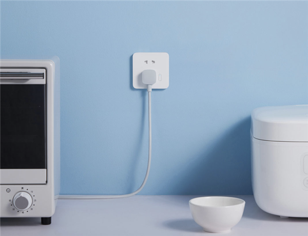 Xiaomi launches its new smart wall socket with consumption control