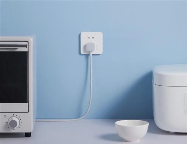 Xiaomi lanza su nuevo enchufe inteligente de pared con control de consumo. Noticias Xiaomi Adictos