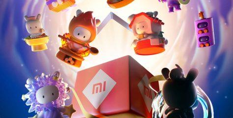 Xiaomi lanza nuevas figuras de su mascota MITU ambientadas en el año nuevo chino