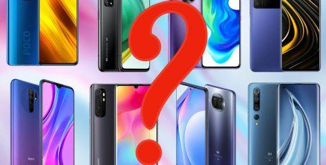 ¿Buscando un nuevo smartphone? Estos son los tres Xiaomi más vendidos del momento (Enero)