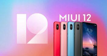 El Xiaomi Redmi Note 6 Pro comienza a recibir MIUI 12 Global (Descarga). Noticias Xiaomi Adictos