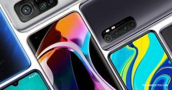 Xiaomi Mi 11 Pro, Redmi Note 9T y POCO F2, los primeros smartphones que veremos en 2021. Noticias Xiaomi Adictos