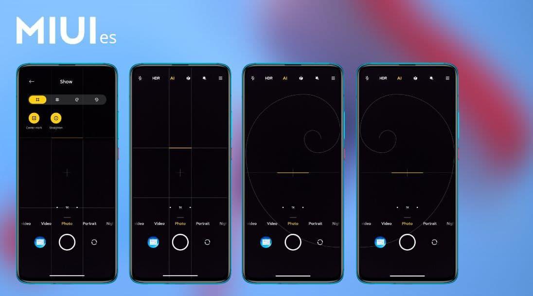 Xiaomi mejora la cámara de MIUI a fin de obtener fotografías más profesionales. Noticias Xiaomi A