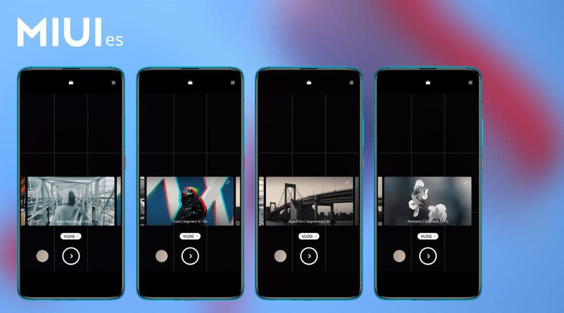 Xiaomi improves the MIUI camera in order to get more professional photos. News Xiaomi