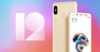 El Redmi Note 5 recibe su primera actualización a MIUI 12 Global