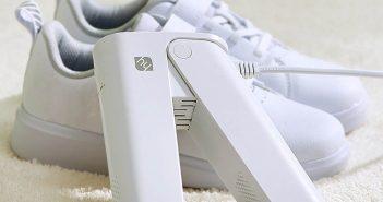 Xiaomi pone a la venta un nuevo secador de zapatos que además los desinfecta. Noticias Xiaomi Adictos