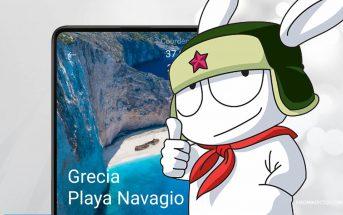 Xiaomi lanza dos nuevos Super Wallpapers de Italia y Grecia que ya puedes descargar. Noticias Xiaomi Adictos