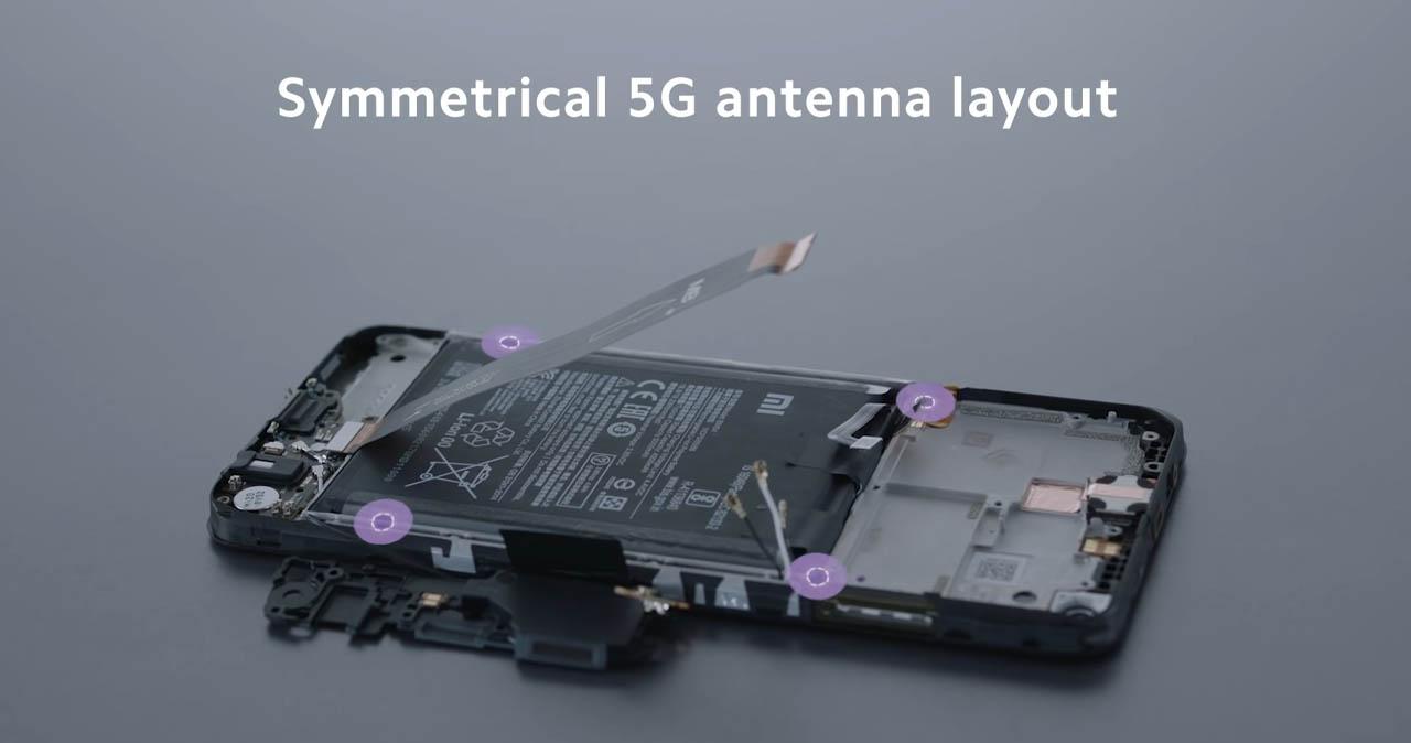 Xiaomi nos muestra el interior del Redmi Note 9T con todo lujo de detalles. Noticias Xiaomi Adictos