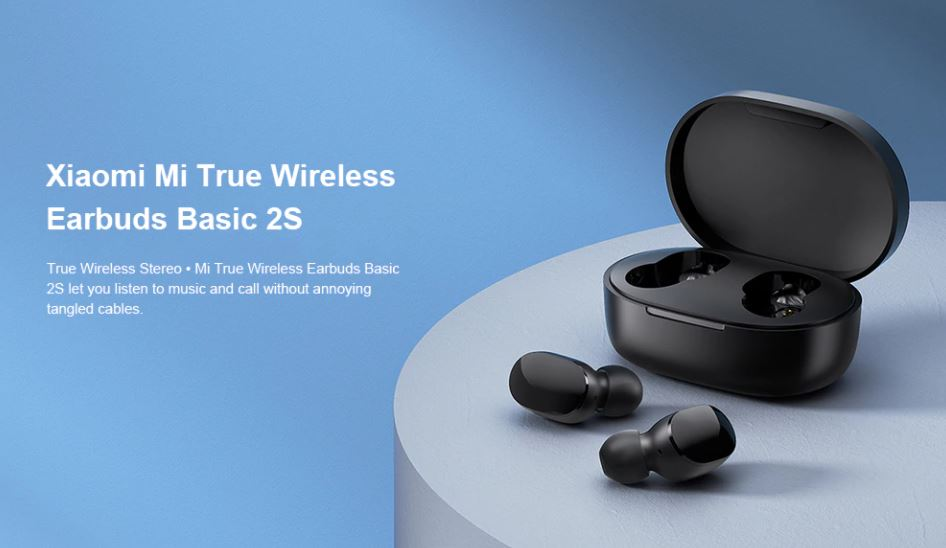 The new Xiaomi AirDots 2S headphones appear without notice for sale on AliExpress