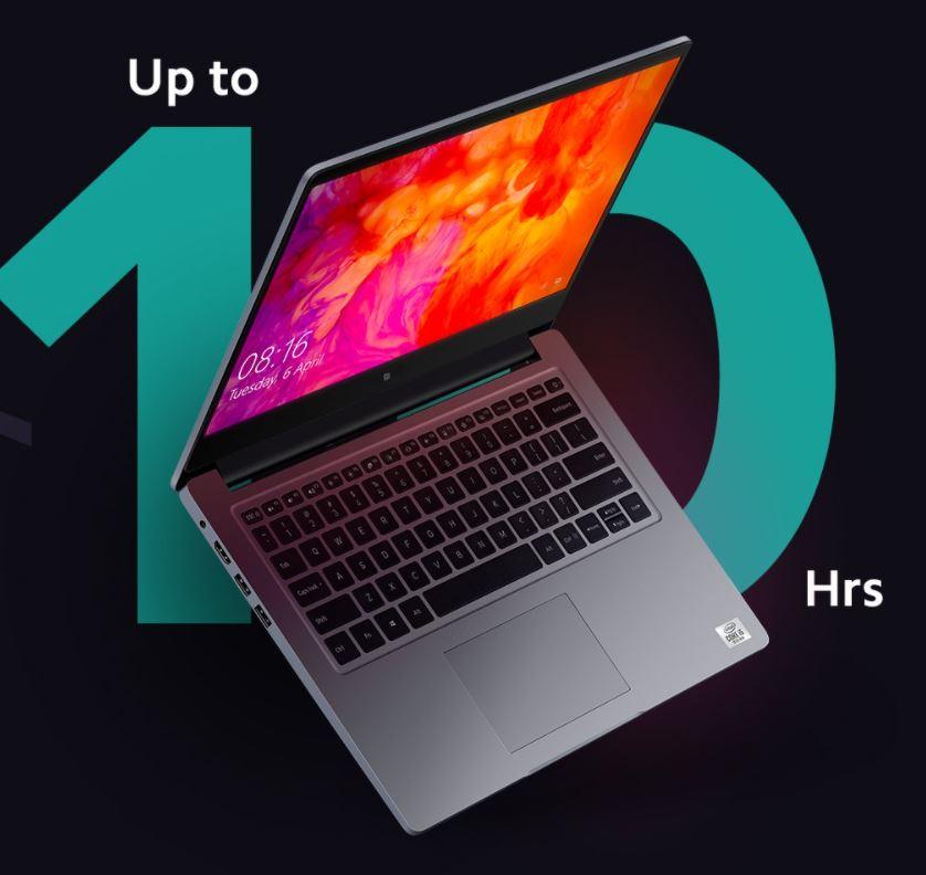 Nuevo Xiaomi Mi NoteBook 14 (IC), un portátil ligero con hasta 10 horas de autonomía. Noticias Xiaomi Adictos
