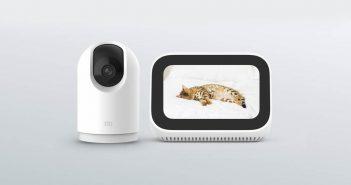 Xiaomi trae nos trae dos nuevos productos: un despertador inteligente con pantalla y una nueva cámara de vigilancia. Noticias Xiaomi Adictos
