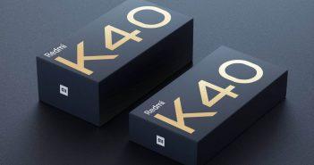 Esta es la caja del nuevo Xiaomi Redmi K40 y el cargador también será opcional. Noticias Xiaomi Adictos