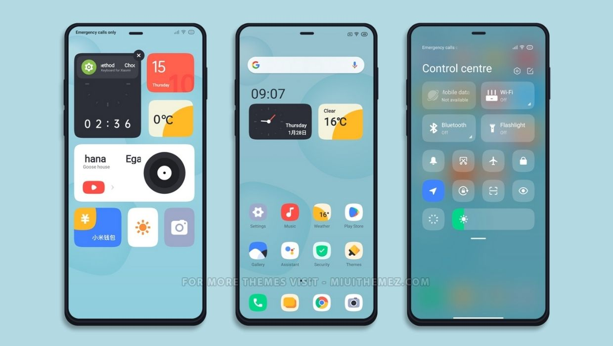 Five themes for your Xiaomi that you should definitely try