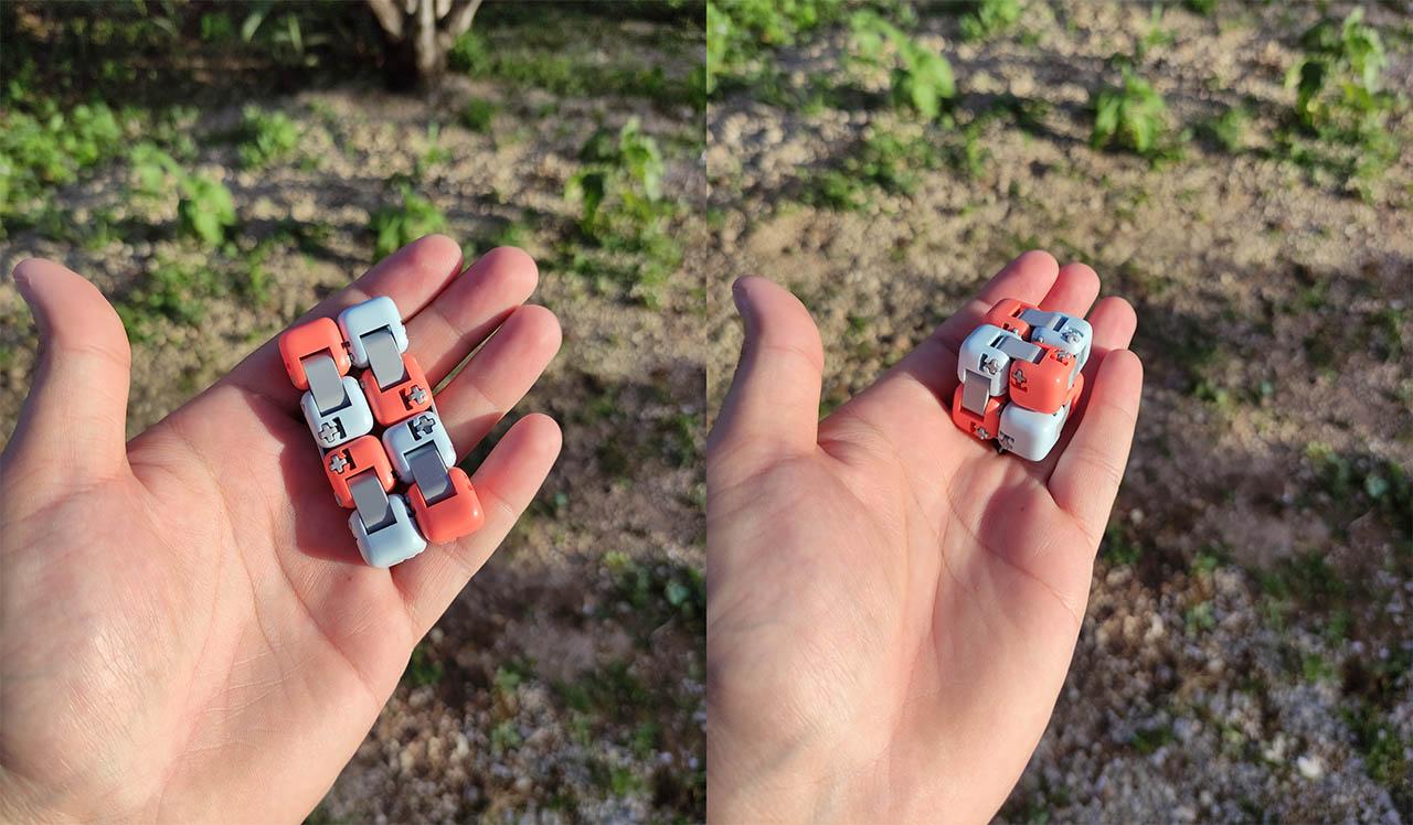 Análisis, review, cubo anti estrés Xiaomi Mi Fidget Cube 2. Noticias Xiaomi Adictos