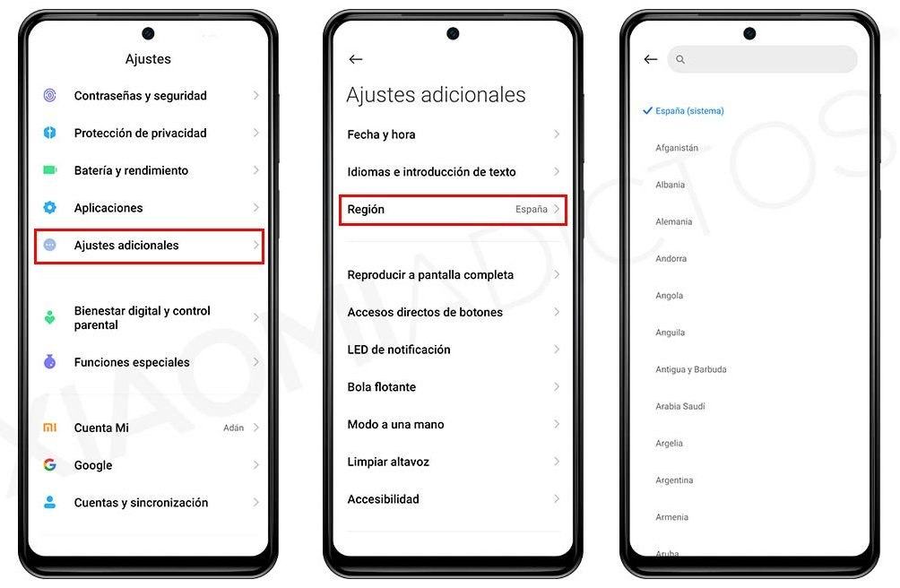 So you can have the new sounds of MIUI 12.5 in any Xiaomi