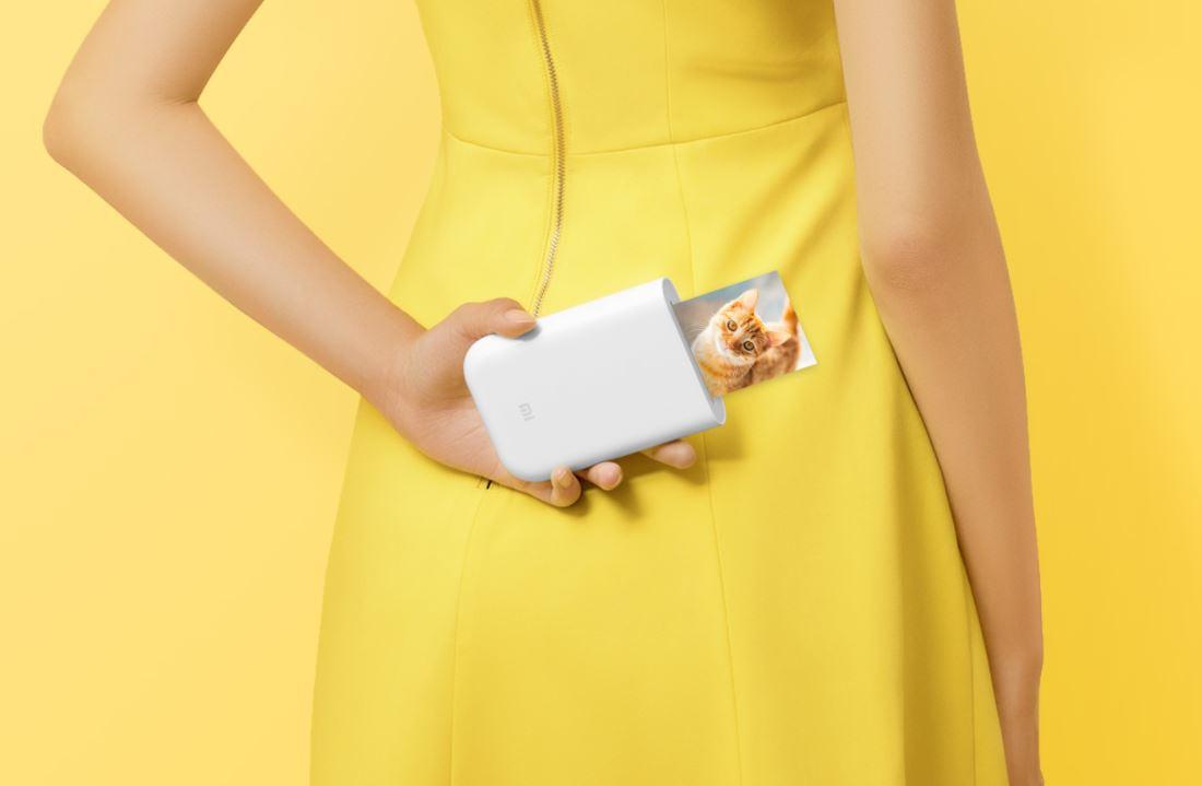 Consigue la impresora portátil de Xiaomi por menos de 50 euros gracias a esta oferta. Noticias Xiaomi Adictos