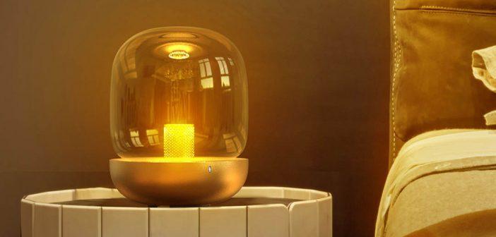 Esta llamativa lámpara que ha puesto a la venta Xiaomi cuenta con altavoz y es inteligente. Noticias Xiaomi Adictos