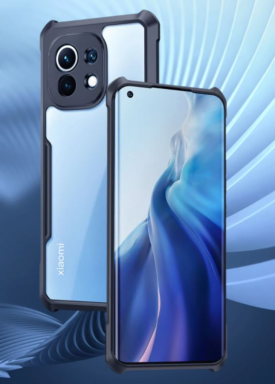 Ốp lưng Nillkin CamShield cho Xiaomi Mi 11 ultra.