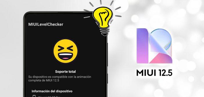 Con esta app podrás saber si tu Xiaomi es compatible con MIUI 12.5 y sus novedades. Noticias Xiaomi Adictos