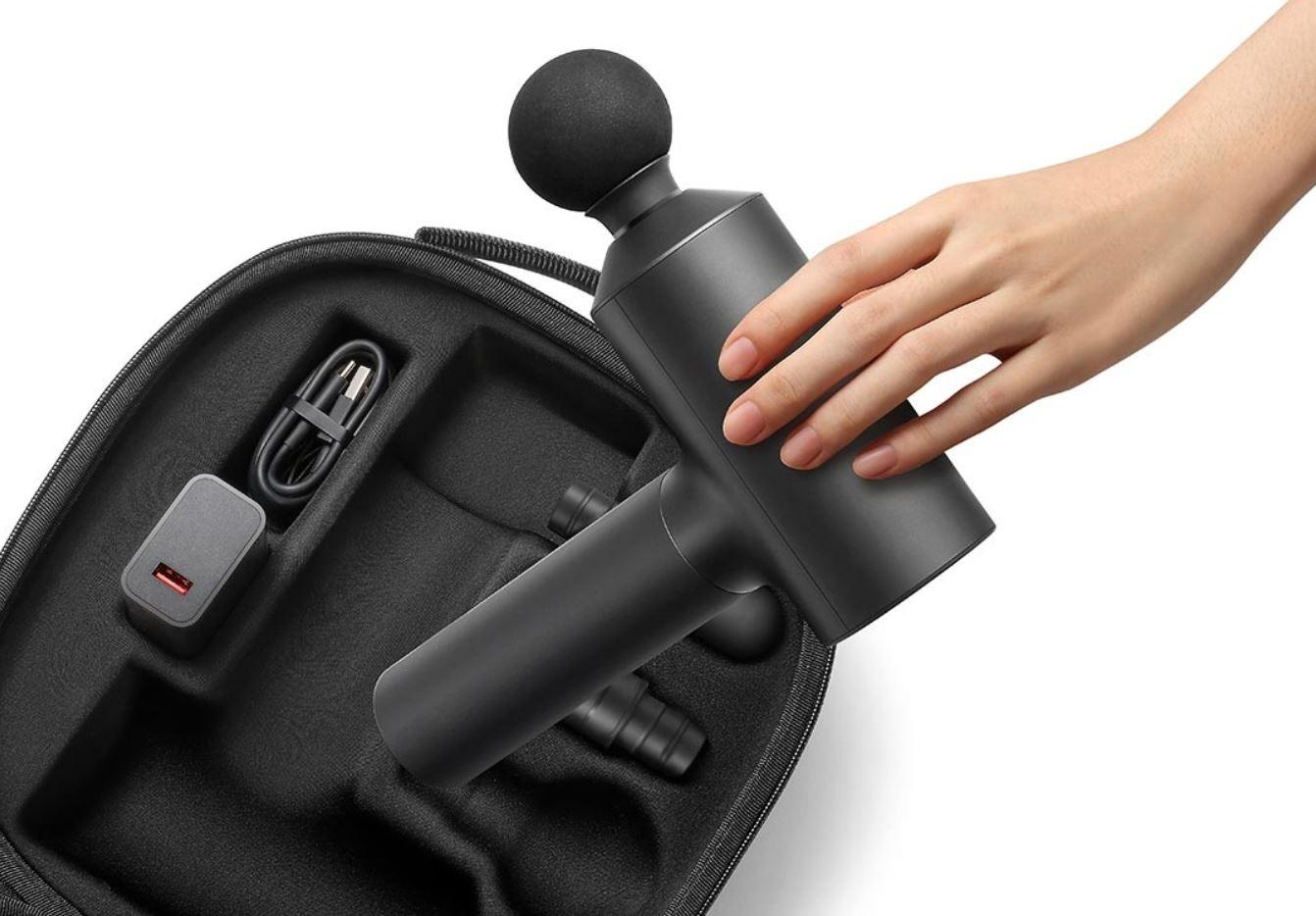 Xiaomi launches the Mijia Fascia Gun, its first high-powered massage gun