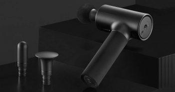 Xiaomi lanza la Mijia Fascia Gun, su primera pistola de masaje de alta potencia. Noticias Xiaomi Adictos