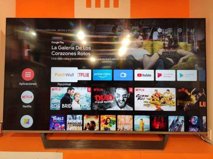 Probamos la nueva Xiaomi Mi TV Q1 75″, una televisión QLED con Android TV casi perfecta. Noticias Xiaomi